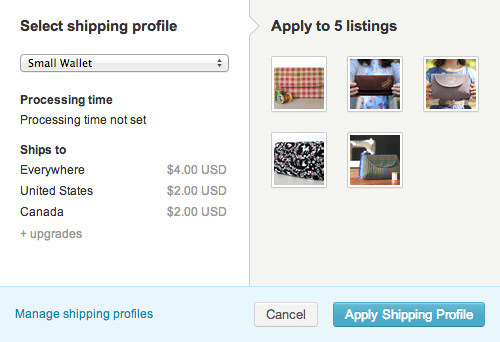 Etsy Shipping: Order shipping and fulfillment made easy